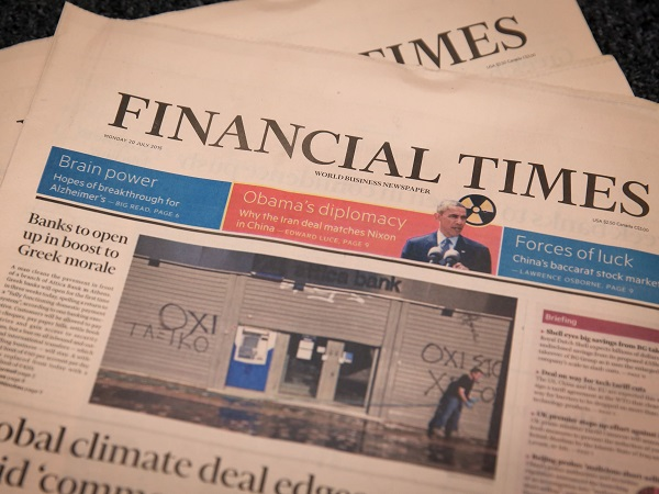 Financial Times Case Study